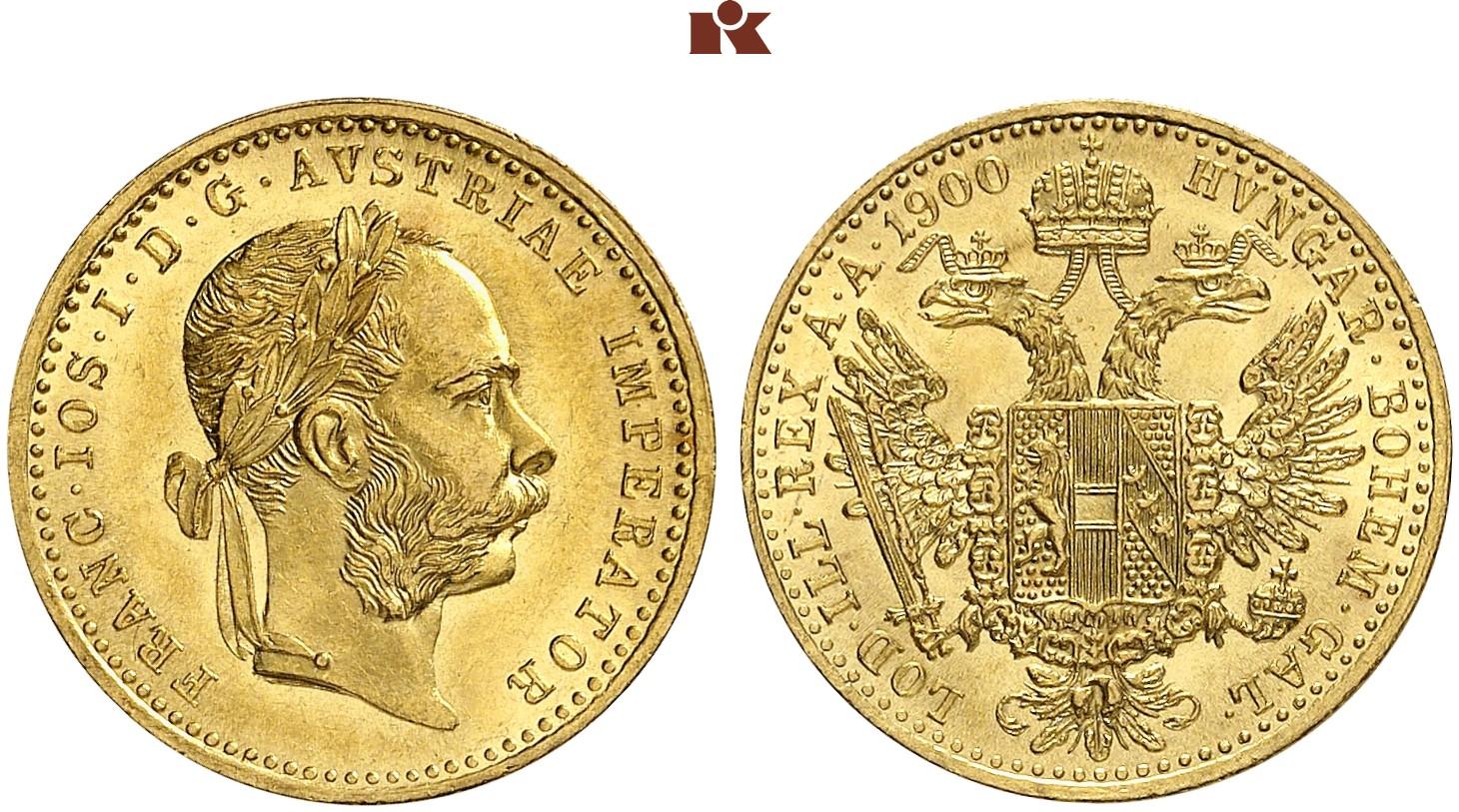 AT 1 Dukat 1900