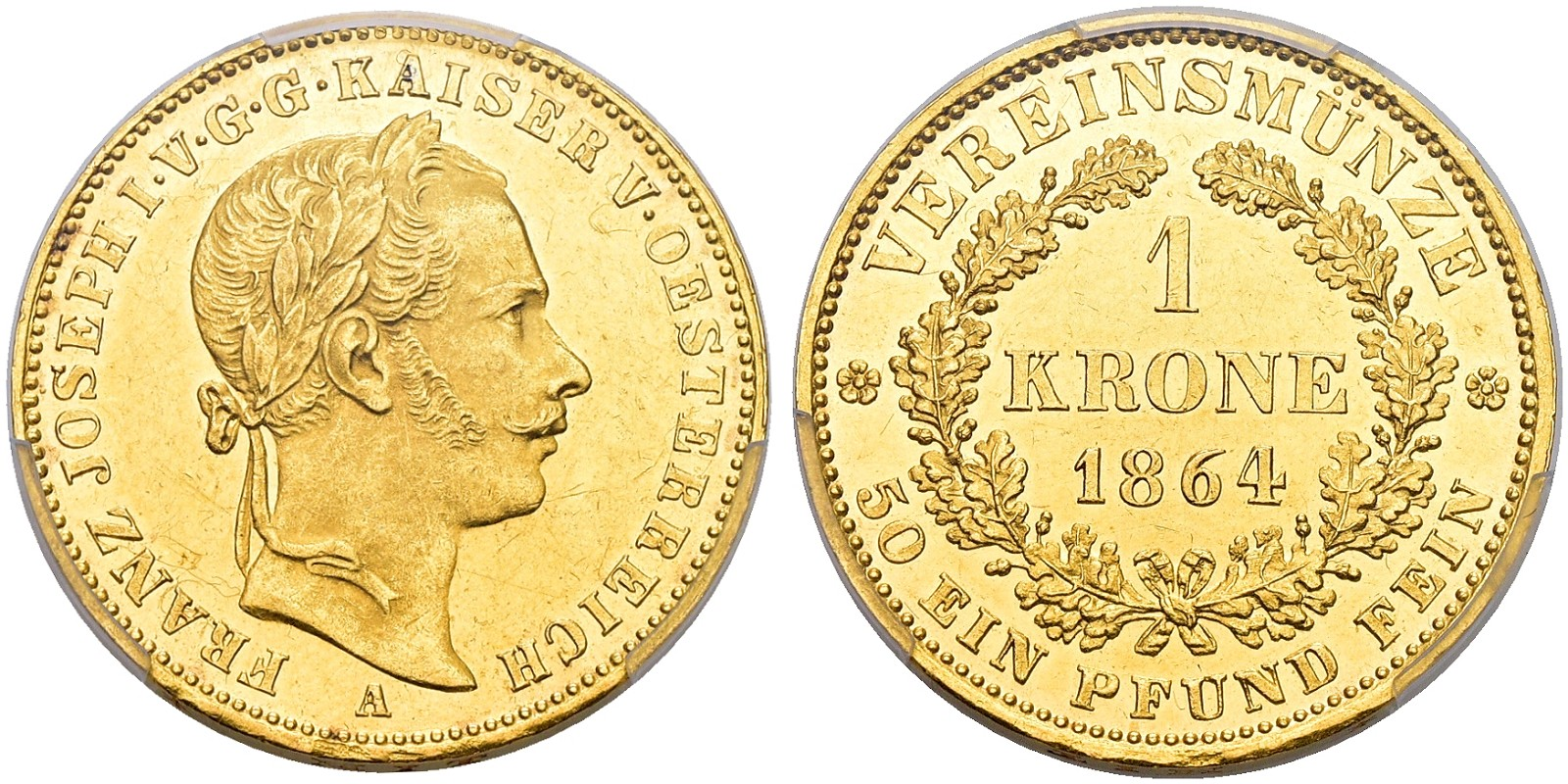 AT 1 Vereinskrone 1865 A
