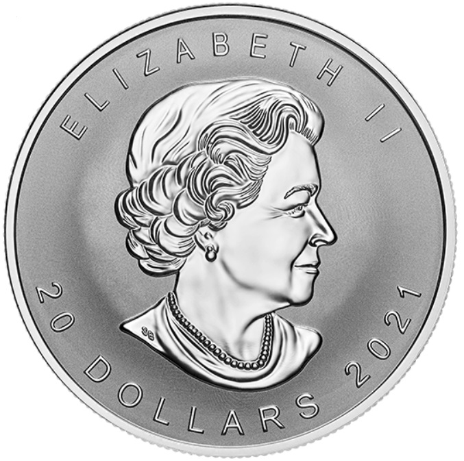 CA 20 Dollars 2021