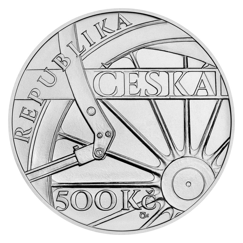 CZ 500 Koruna 2021 ČM