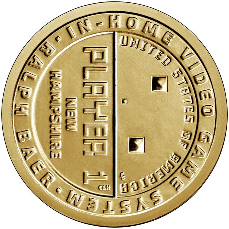US 1 Dollar 2021 D