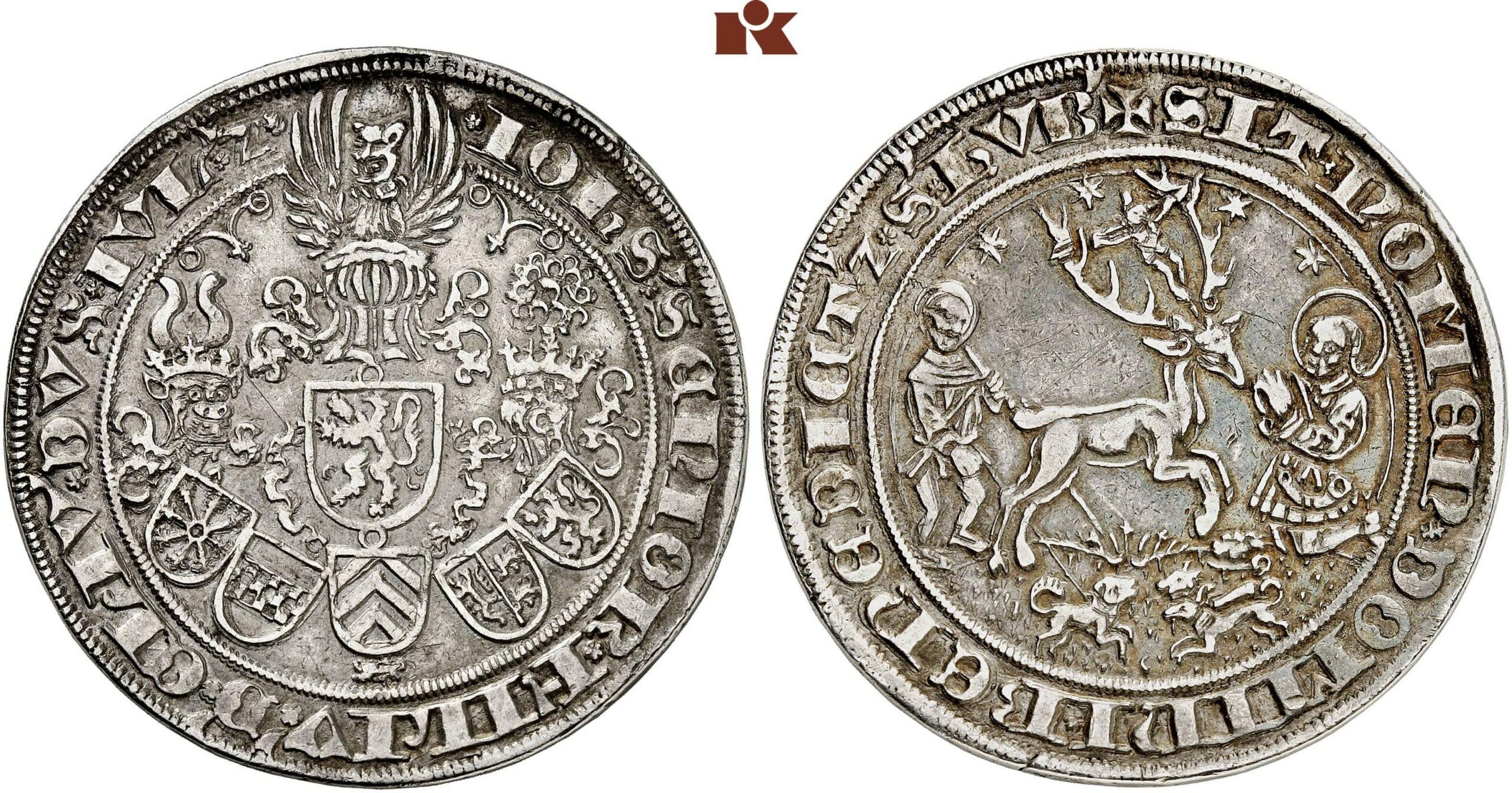 HRR 1 Guldengroschen 1511