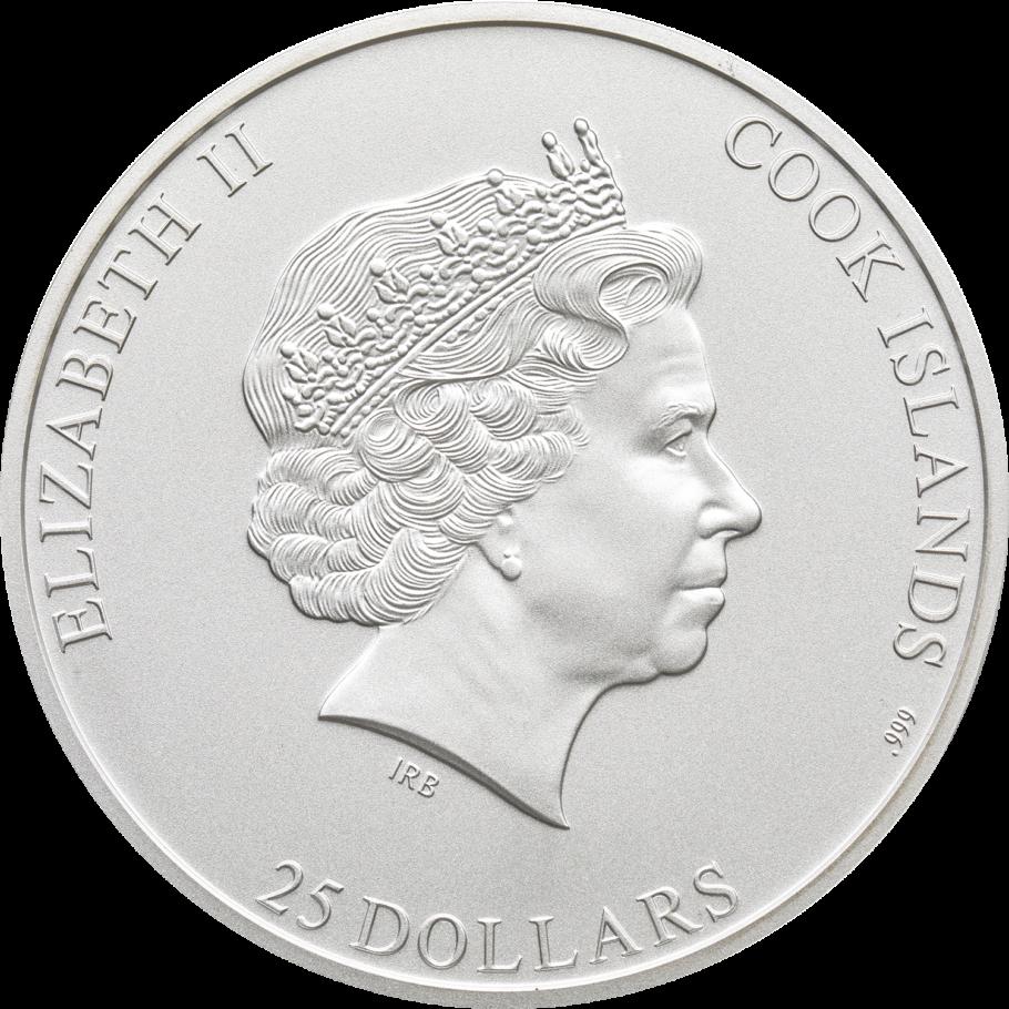 CK 25 Dollars 2021