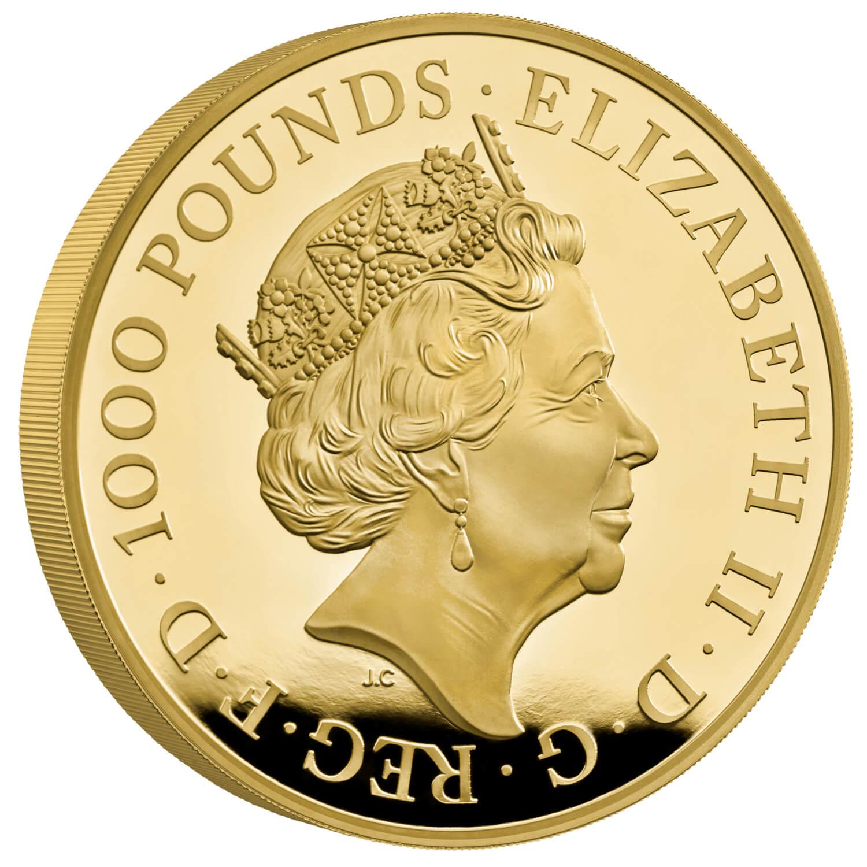 GB 1000 Pounds 2022