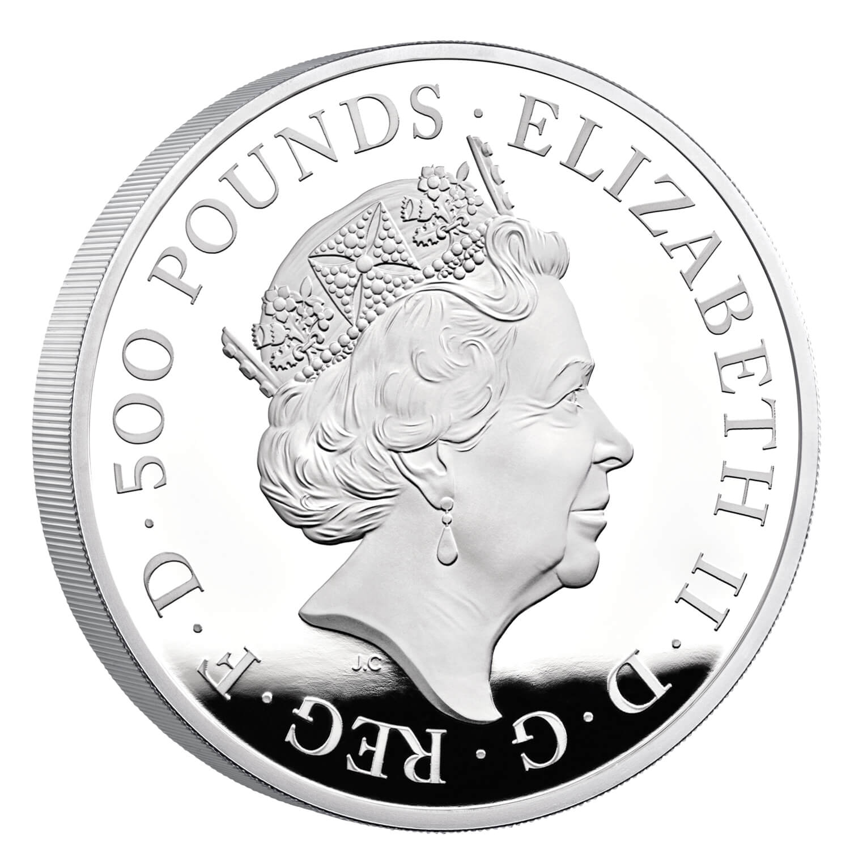 GB 500 Pounds 2022