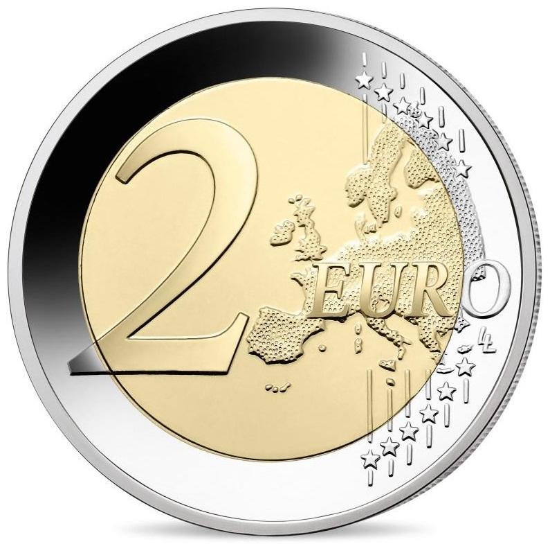 LT 2 Euro 2021 Lithuanian Mint logo