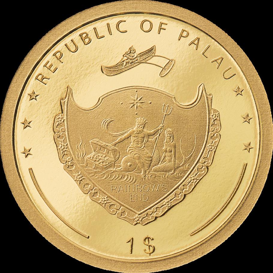 PW 1 Dollar 2022