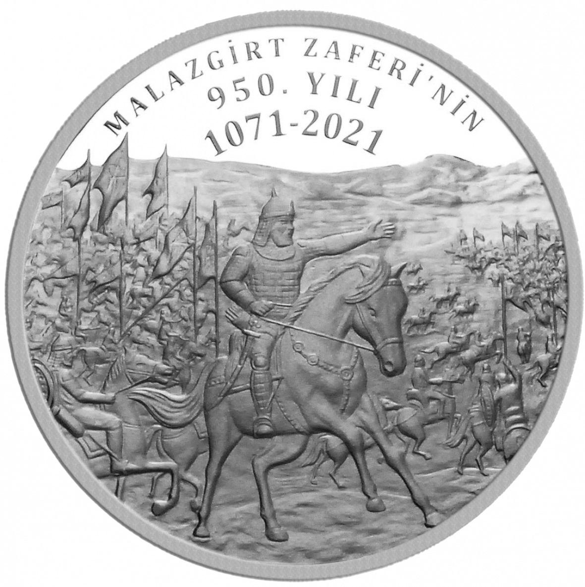 TR 20 Lira 2021 Darphane Hakkında logo