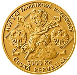 CZ 5000 Koruna 2021 ČM
