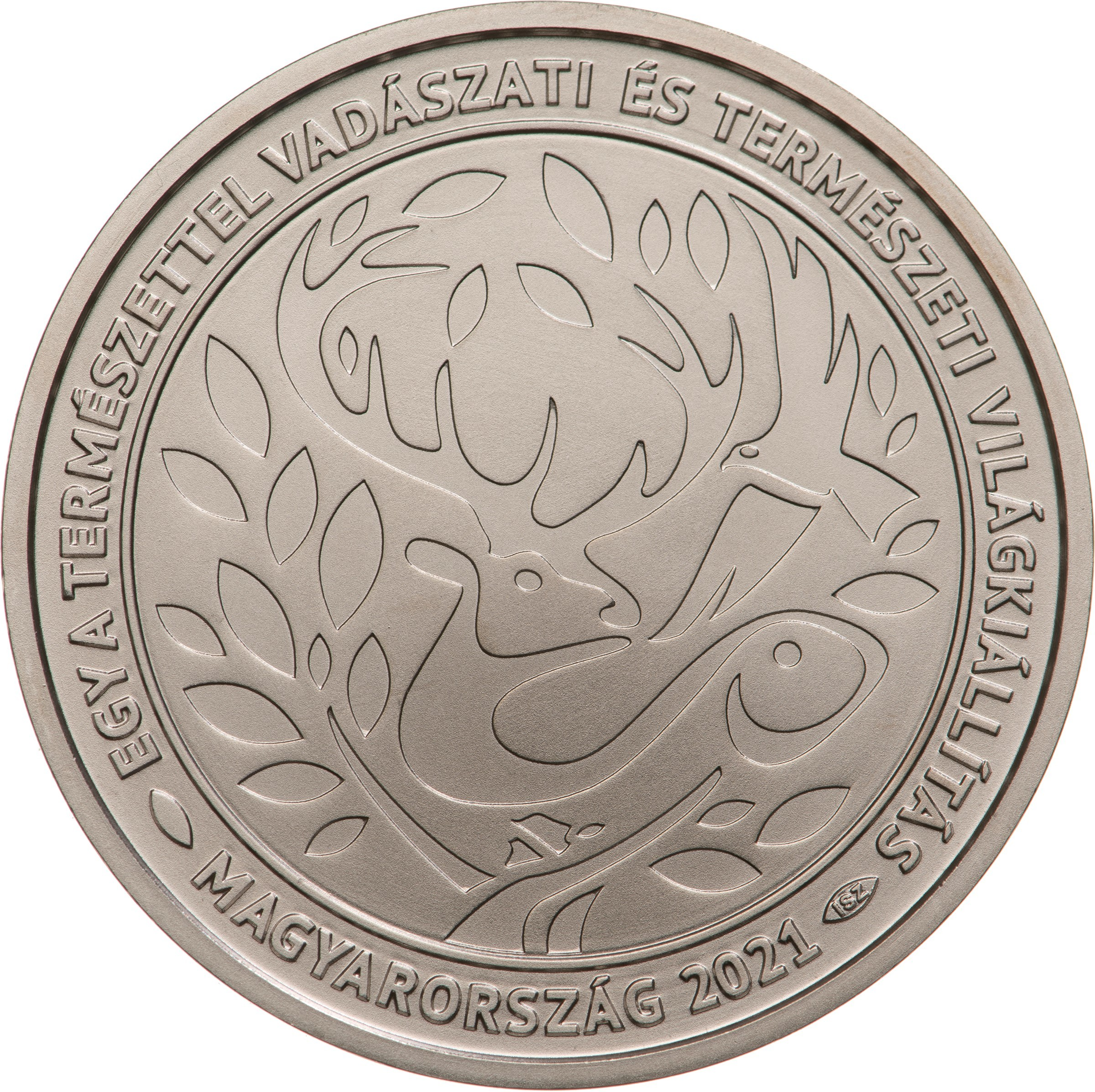 HU 2000 Forint 2021 BP