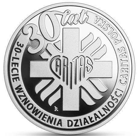 PL 10 Zloty 2021 MW Monogram